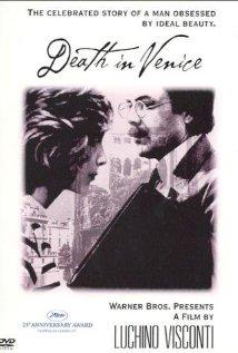 Morte a Venezia (1971) cover