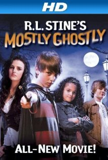 Mostly Ghostly (2008) cover