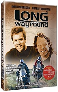 Long Way Round 2004 poster