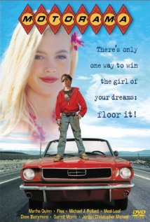 Motorama (1991) cover