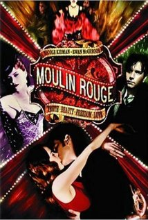 Moulin Rouge! 2001 poster
