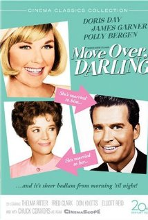 Move Over, Darling (1963) cover