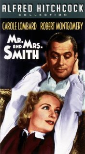 Mr. & Mrs. Smith (1941) cover