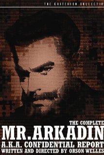 Mr. Arkadin (1955) cover