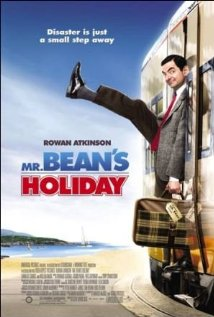 Mr. Bean's Holiday (2007) cover