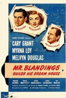 Mr. Blandings Builds His Dream House 1948 poster