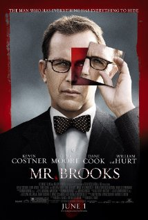 Mr. Brooks (2007) cover