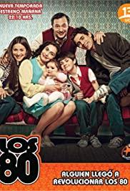 Los 80 (2008) cover