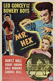 Mr. Hex (1946) cover