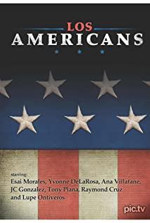 Los Americans 2011 poster