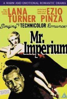 Mr. Imperium (1951) cover