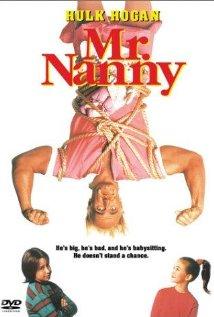 Mr. Nanny (1993) cover