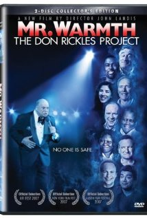 Mr. Warmth: The Don Rickles Project (2007) cover