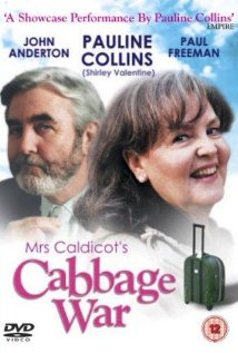 Mrs Caldicot's Cabbage War (2002) cover
