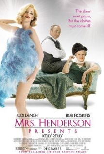 Mrs Henderson Presents (2005) cover