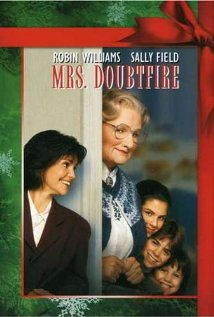 Mrs. Doubtfire (1993) cover