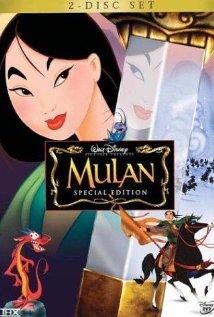 Mulan (1998) cover