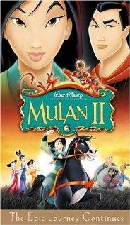 Mulan II (2004) cover