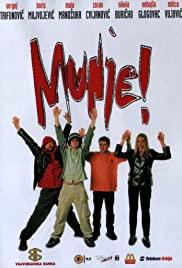 Munje! (2001) cover