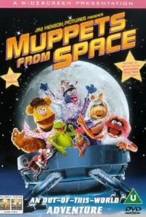 Muppets from Space (1999) cover
