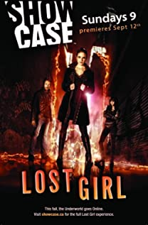 Lost Girl (2010) cover