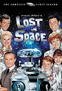Lost in Space (1965) cover