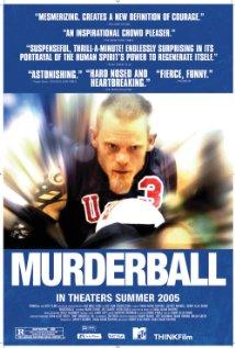 Murderball (2005) cover
