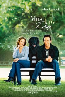 Must Love Dogs 2005 poster