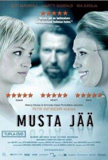 Musta jää (2007) cover