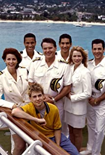 Love Boat: The Next Wave 1998 poster