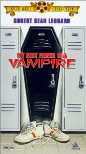 My Best Friend Is a Vampire 1987 poster