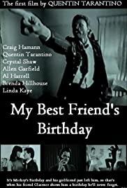 My Best Friend's Birthday (1987) cover