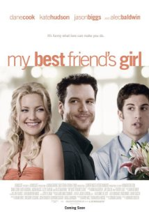 My Best Friend's Girl (2008) cover