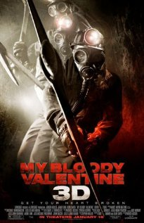 My Bloody Valentine (2009) cover