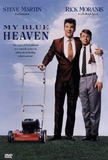 My Blue Heaven 1990 poster