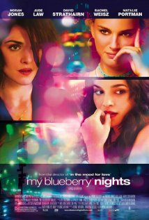 My Blueberry Nights (2007) cover