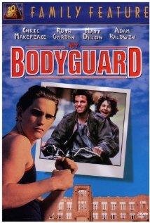 My Bodyguard 1980 poster