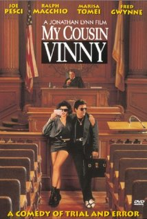 My Cousin Vinny (1992) cover
