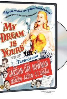 My Dream Is Yours 1949 poster