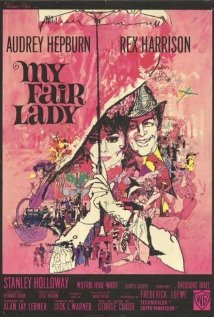 My Fair Lady (1964) cover