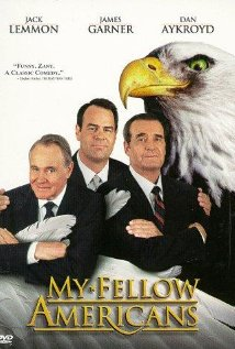 My Fellow Americans 1996 poster