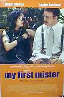 My First Mister (2001) cover