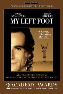 My Left Foot: The Story of Christy Brown (1989) cover
