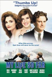 My Life So Far (1999) cover