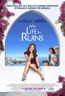 My Life in Ruins (2009) cover