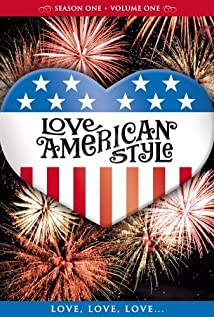 Love, American Style (1969) cover
