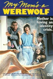 My Mom's a Werewolf (1989) cover