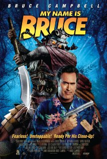 My Name Is Bruce (2007) cover