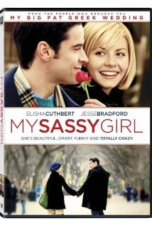 My Sassy Girl 2008 poster