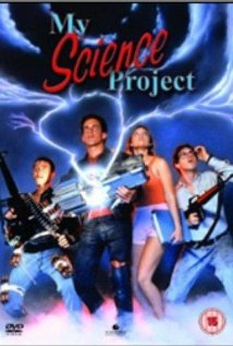 My Science Project (1985) cover